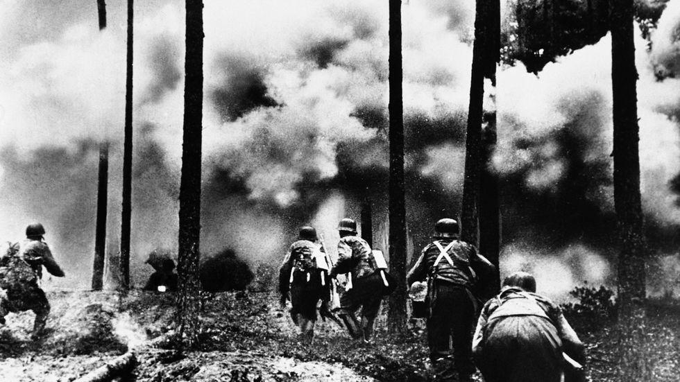 I år är det 75 år sedan tyskarna genomförde Operation Barbarossa mot Sovjet. Man uppskattar att en miljon civila, samt ett stort antal soldater, dog.