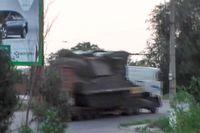 Under fredagen släppte ukrainska säkerhetstjänsten en video som de hävdar visar luftvärnssystemet som sköt ner MH017. Videon ska vara filmad av polis vid gryning fredag den 18 juli. Det mobila luftvärnsbatteriet påstås vara på väg mot den urkainska staden Krasnodon, och sedan vidare mot den ryska gränsen.