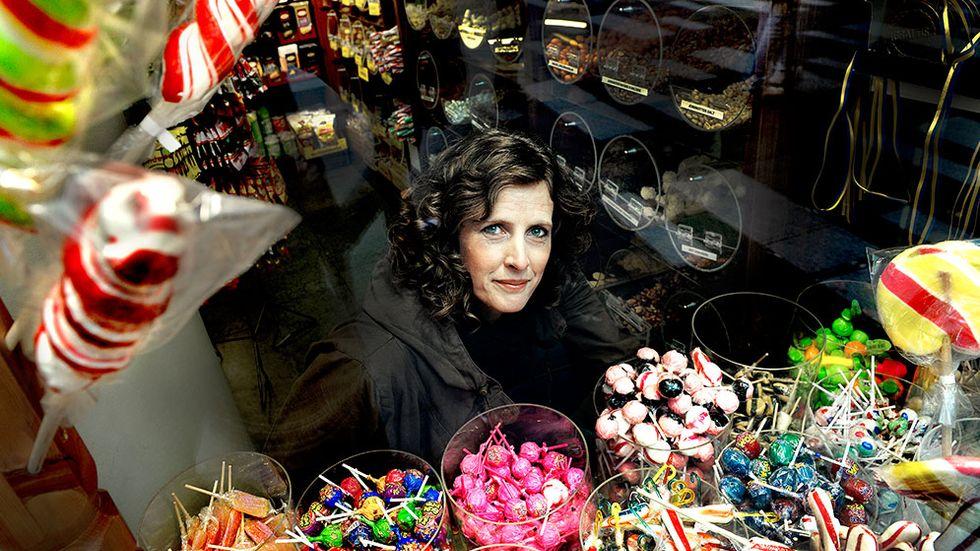 Ann Fernholm, vetenskapsjournalist.