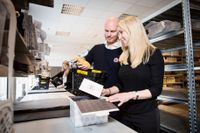 Annica Forsgren Kjellman och Mikael Kjellman grundade Skincity 2011. Sedan 2017 är Axel Johnson-koncernen huvudägare.