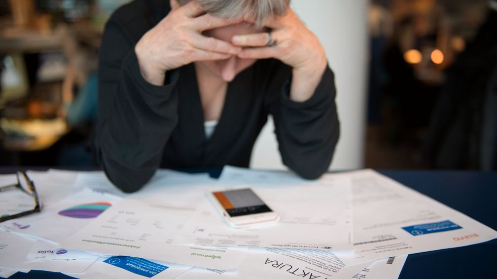 En spärrtjänst för krediter och lån har börjat diskuteras i branschen. Arkivbild.