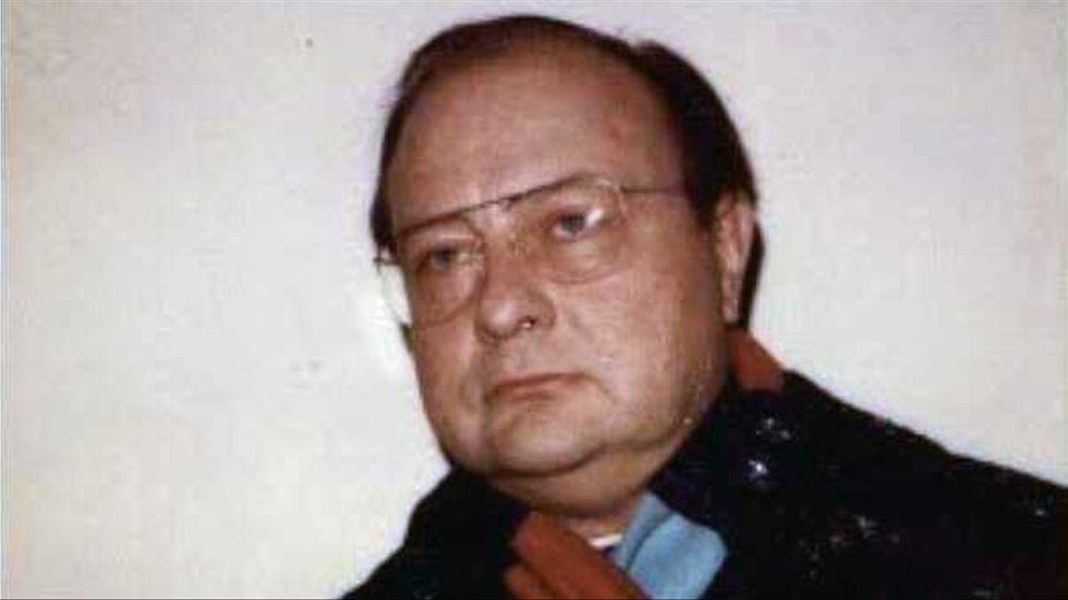 Stig Engström, också kallad Skandiamannen.