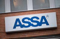 Assa Abloy presenterar sitt delårsresultat. Arkivbild.