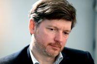 Centerpartiets arbetsmarknadspolitiske talesperson Martin Ådahl.