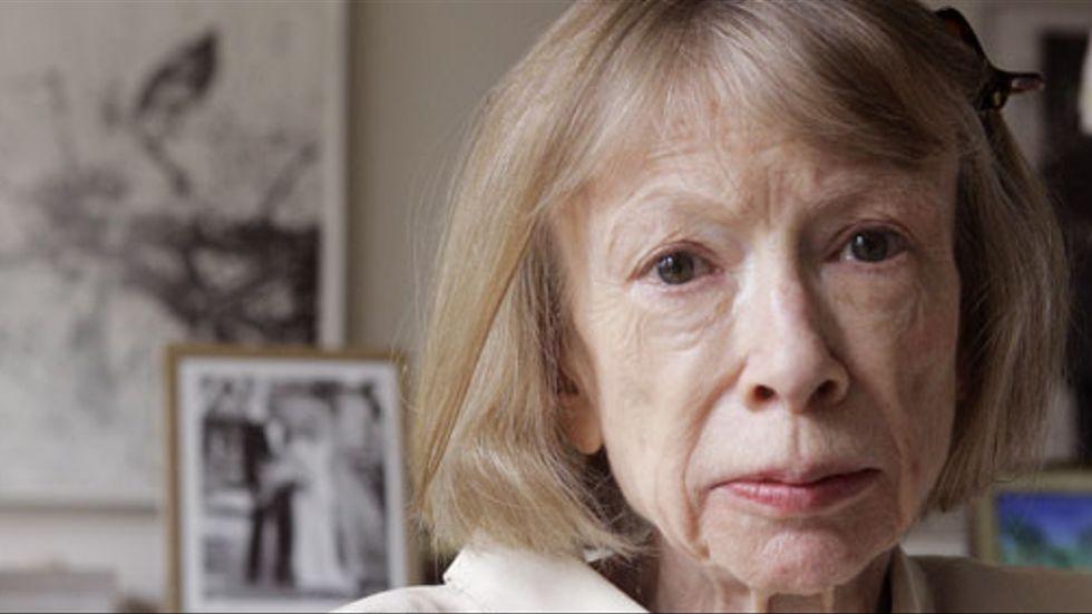 Joan Didion, född i Sacramento 1934.