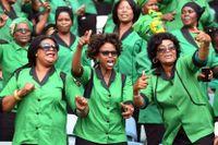 Medlemmar i ANC.