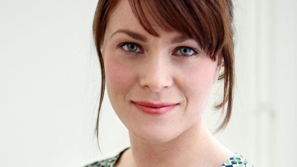 Agnes Gerner (född 1984) är bosatt i Stockholm och arbetar som bibliotekarie.