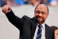 Martin Schulz, partiledare för SPD.