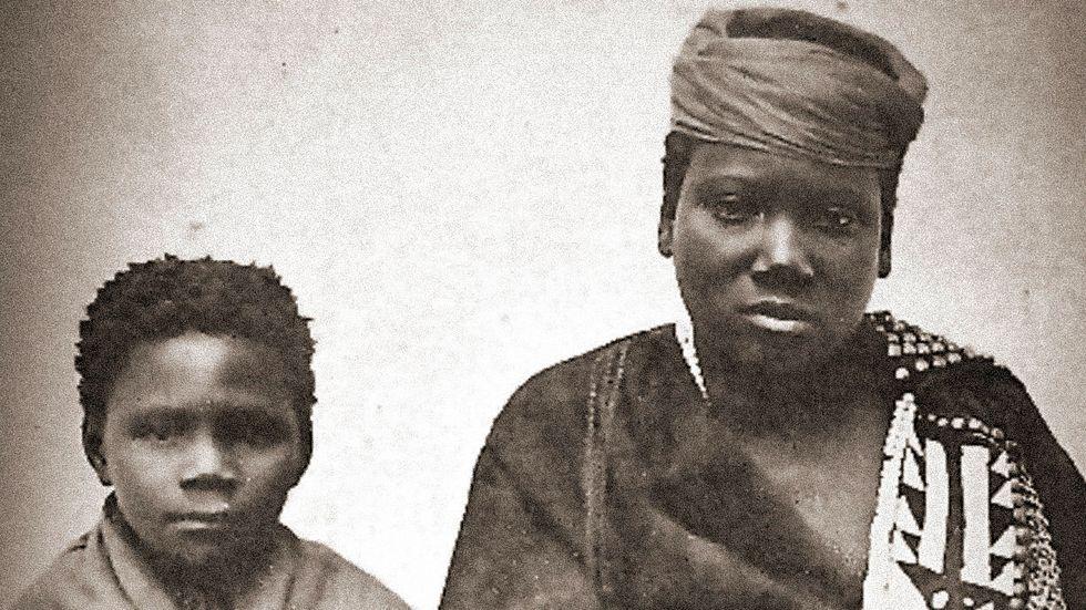 Nongqawuses vision fick förödande konsekvenser.