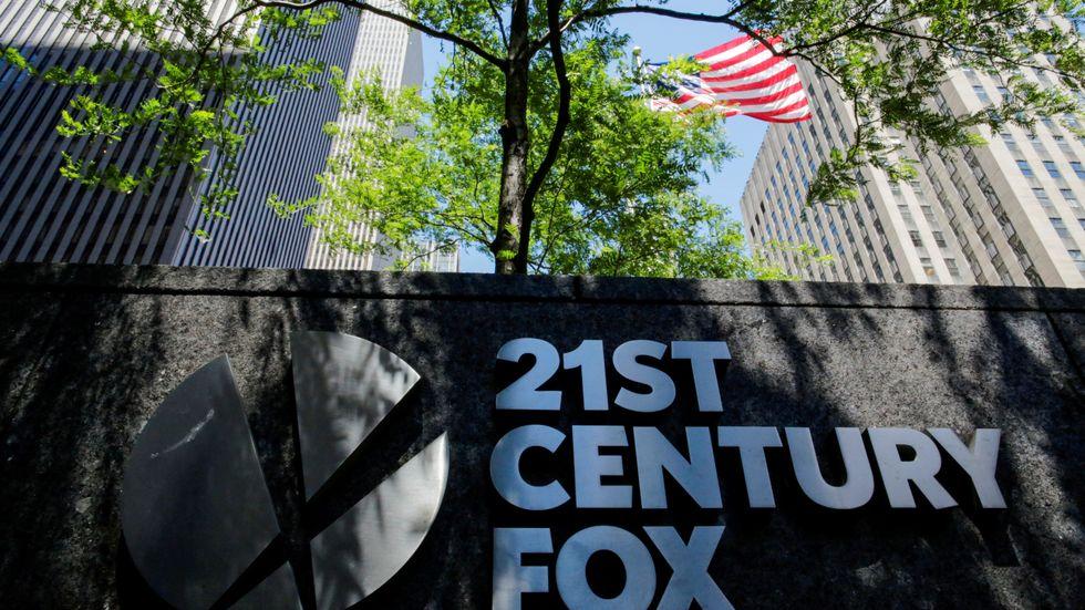 Den amerikanska tv-kanalen Fox – som vanligtvis är mycket trogen USA:s president Donald Trump – har beslutat att den omstridda kampanjvideo för Trump som CNN anser vara rasistisk ska sluta sändas. Arkivbild.