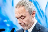 Liberalernas avgående partiledare Jan Björklund.