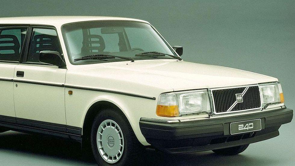 Volvo 240 sålde ända fram till 1993 – hela 19 år efter premiären.