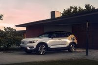 Nu lanserar Volvo en ny elbil