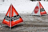 Flera personer har skadats i trafikolyckor i Uppsalatrakten. Arkivbild.