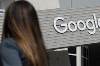 Techjätten Google engagerar sig i vaccineringen mot covid-19 i USA. Arkivbild.