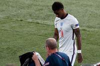 Marcus Rashford utsattes för rasism efter EM-finalen.