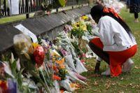 50 människor dödades i attackerna mot två moskéer i Christchurch den 15 mars. Arkivbild.