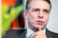Per Bolund är kritisk mot kreditbolagen agerande.