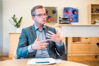 Närings- och innovationsminister Mikael Damberg ansvarar för de nya program som regeringen presenterade på onsdagen.