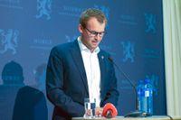 Kjell Ingolf Ropstad meddelar att han kommer att avgå som partiledare och minister vid en pressträff på lördagen.