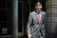 Michael Flynn, tidigare nationell säkerhetsrådgivare hos USA:s president Donald Trump. Arkivbild.