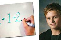 Adam, 12 år, skriver här hur det är att ha adhd.