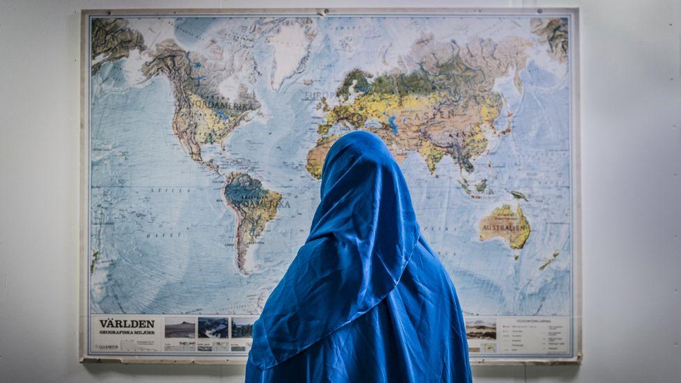 """Det har blivit vanligare att unga svenskar, mestadels män, luras iväg av släktingar på """"uppfostringsresor"""" till Somalia och Kenya."""