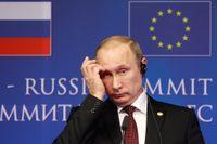 I lördags gav EU-länderna den ryske presidenten Vladimir Putin ett ultimatum: att antingen anta en ukrainsk fredsplan, eller så skärper EU sanktionerna som antagits mot Ryssland.