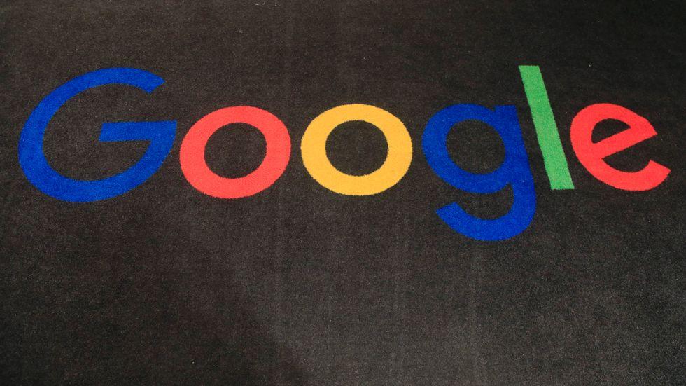 Google är åter under EU:s lupp. Arkivbild.