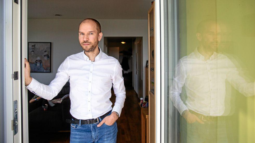 Kristian Stålne är lektor i byggnadsteknik vid Malmö universitet och en av dem i Sverige som ägnar sig åt vuxenutvecklingens teorier.