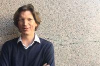 Niklas Zennström talade på en konferens för entreprenörer inom musik- och IT-industrin i torsdags.