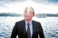 Dennis Wedin är Stockholms nya bostadsborgarråd.