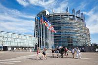 EU-parlamentet fördömer rasism och polisvåld i en resolution antagen på midsommarafton. Arkivbild.