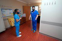 Oron växer för att andra sjukdomstillstånd underdiagnostiseras under coronapandemin. Arkivbild från Texas, USA.