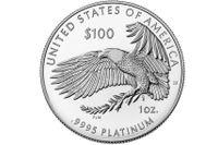 Vissa föreslår ett supermynt värt 1000 miljarder dollar för att lösa USA:s skuldkris.