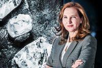 Lucara Diamonds vd Eira Thomas kallar fyndet historiskt.