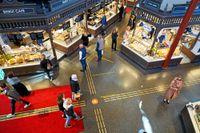 Renoveringen av klassiska Östermalmshallen blev en dyr affär.