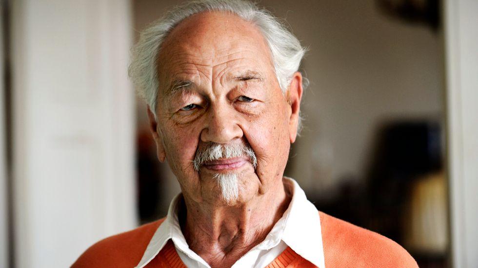 Lennart Hellsing (1919–2015).