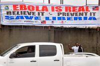Nu ifrågasätts varför endast västerlänningar fått ebolavaccinet.