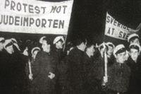 Bollhusmötet i Uppsala, den 17 februari 1939.