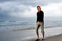Liksom de senaste åren laddar Christian Olsson tillsammans med sin  flickvän Gordana Bosanac i Surfers Paradise, Australien, inför säsongsstarten.