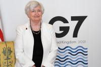 G7 överens om global minimiskatt