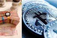 Mannen hade 261 kronor på sitt Nordeakonto – men över en halv miljon i bitcoin.