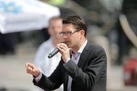 SD-ledaren Jimmie Åkesson är inte bjuden till Pride.