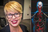 Tarmbakterierna styr oss, menar Felice Jacka, professor vid Deakin-universitetet i Melbourne. Och de gör det via den stora vagusnerven som binder samman tarmen och hjärnan.