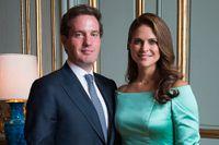 Prinsessan Madeleine och hennes famil är på väg att lämna landet.
