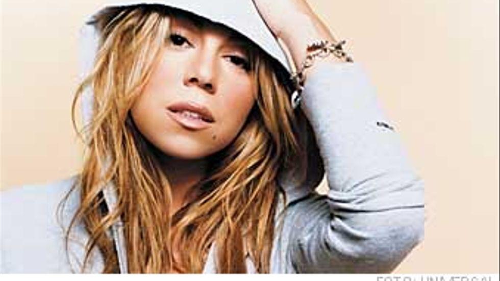 Mariah Carey är, trots dålig skivförsäljning de senaste åren, en av de största soulsångerskorna.