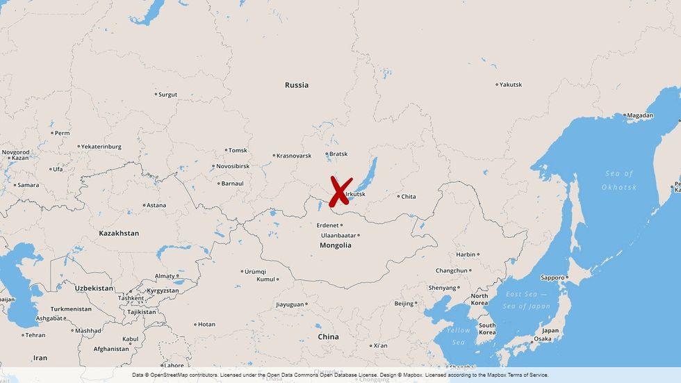 Den ryske ex-polisen Mikhail Popkov utförde morden i sin hemstad Angarsk i Sibirien.