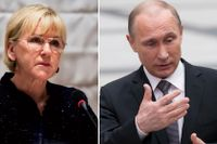 Sverige väntar på rysk förklaring om svarta listan