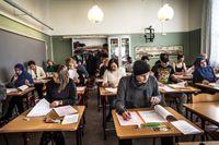 Ordkunskapstestet är ett av högskoleprovets åtta delar.